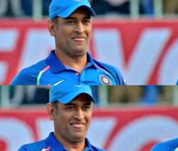 MS Dhoni's epic reaction after hitting a six leaves fans gushing