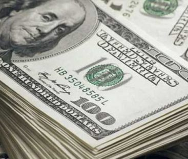Fluctuations in the US dollar against rupee continues, dollar hikes by Rs.1.57 in interbank market