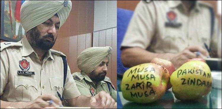 Indian police 'arrest' 2 Pro Pakistani apples