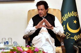 PM Imran Khan to chair cabinet meeting today