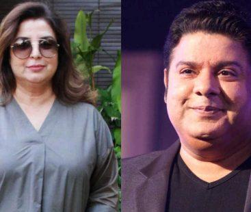 #MeToo: Claims against Sajid Khan, Farah Khan reacts