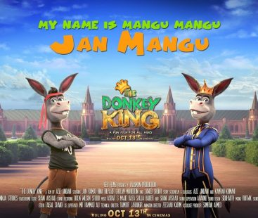 Celebrities review on 'The Donkey King'