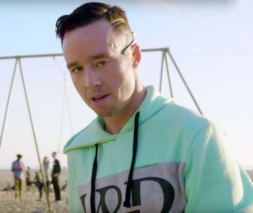 Jon James: rapper dies after falling from plane during wing-walking stunt