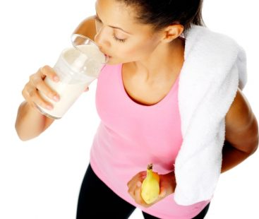 Refueling your body post-workout sessions