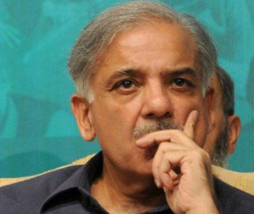 Shehbaz Sharif appears before an accountability court after his 10-day remand