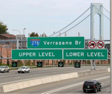Major typos on NY's highway call for immediate maintenance