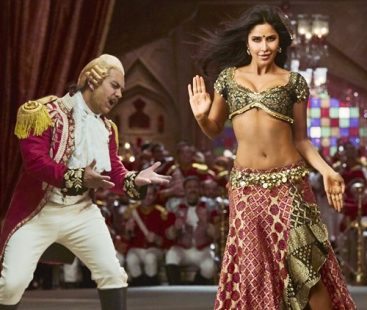 Thugs of Hindostan song Suraiyya teaser: Katrina Kaif and Aamir Khan bring the house down in this peppy number