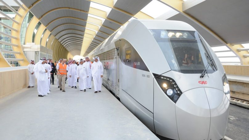 KSA initiates high-speed railway for travelers commute