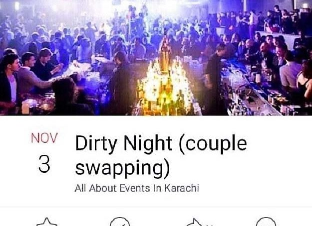 Man named Arsalaan Qamar arrested for organizing Facebook's 'couple-swap' campaign in Karachi