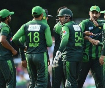 ODI: Pakistan to face New Zealand in Abu Dhabi today