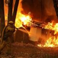 California's wildfire proved to be the deadliest in the state's history, recovery teams in action