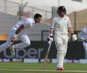 Pakistan to face New Zealand at Sheikh Zayed Stadium in Abu Dhabi today
