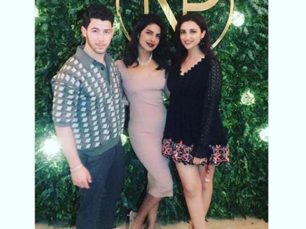 Wedding Shenanigans: Parineeti Chopra demands $5million from Nick Jonas as shoe-hiding fee