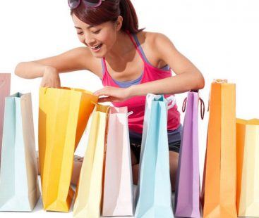 Tips for a mindful shopping-spree