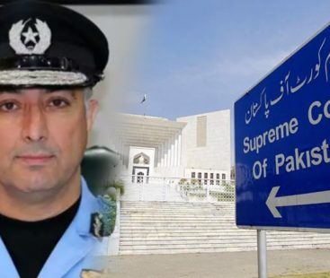 Jan Muhammad resumes charge as SC rejects government's plea for appointment of new Islamabad IGP