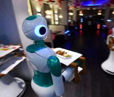 Nepal introduces automated waiter 'Ginger' at restaurants