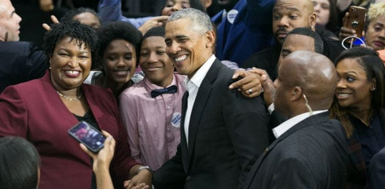 """Obama: """"The change we need won't come from one election alone, the battle for much-needed reforms had only just begun"""""""