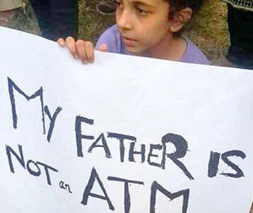 """Dear private schools, I am a parent, not an ATM"""