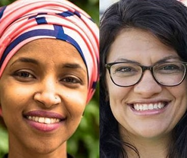 Historic victory: 2 Muslim women elected in US Congress 2018 for the first time ever