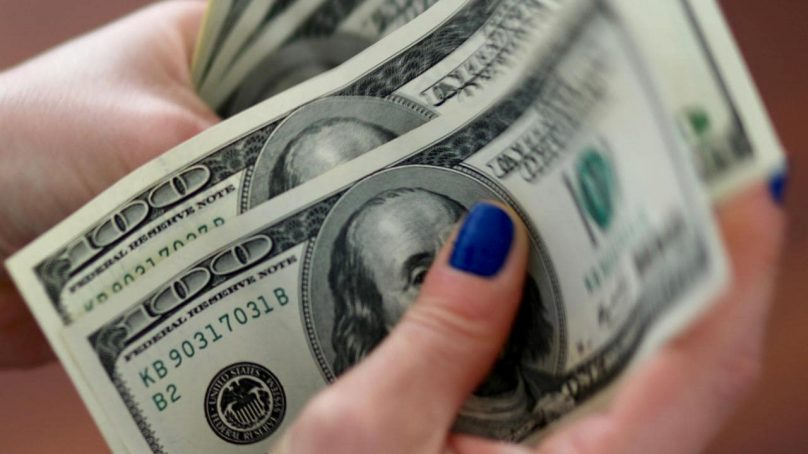 U.S. Dollar hits an all time high at Rs147