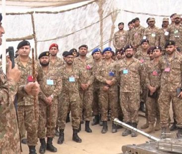 War against militancy, terrorism not yet over: COAS Bajwa