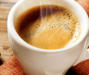 Does coffee trigger acne?
