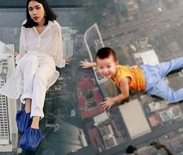 Walking on glass: Bangkok's rooftop skywalk enthralled thrillseekers