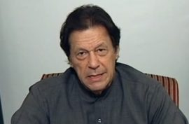 Prime Minister Imran Khan strongly responded to Trump's tirade against Pakistan.