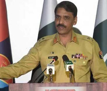DG ISPR slams Indian media over propaganda