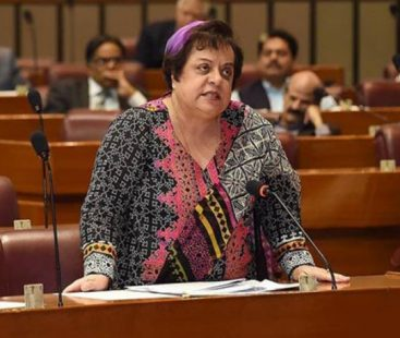 Lesson for Pakistani leaders who appeased US: Shireen Mazari