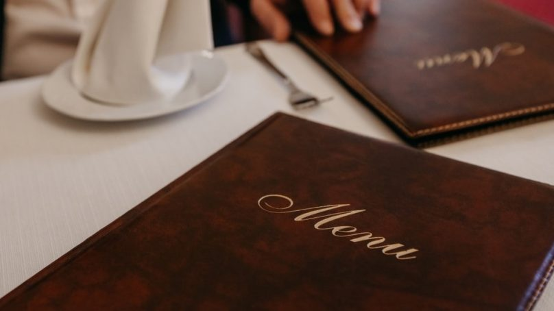 The 2 words on a menu to avoid if you don't want to gain weight