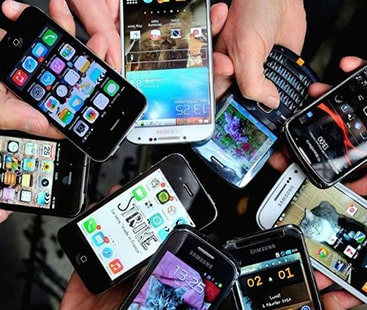 Mobile phones import rises by 6.2%
