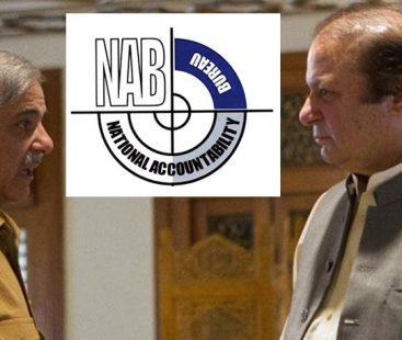 Ousted premier Nawaz Sharif met his imprisoned brother Shehbaz Sharif