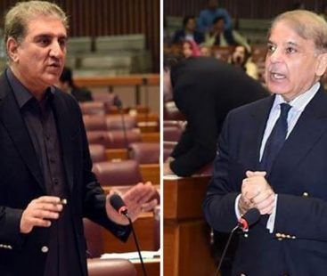 Qureshi, Shehbaz say attack attempt to sabotage Pak-China relations