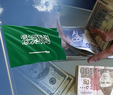 Pakistan receives first tranche of financial package from Saudia Arab