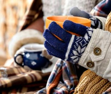 Toasty tips to stay warm in winters
