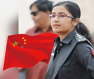 SP Suhai Aziz Talpur offered to marry in China