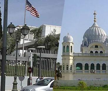 US welcomes opening of Kartarpur corridor