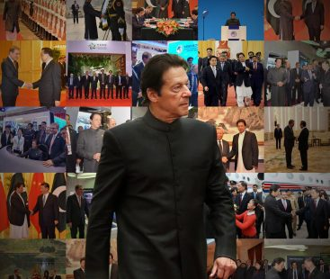 PM Imran Khan returns from China's 4-day official visit