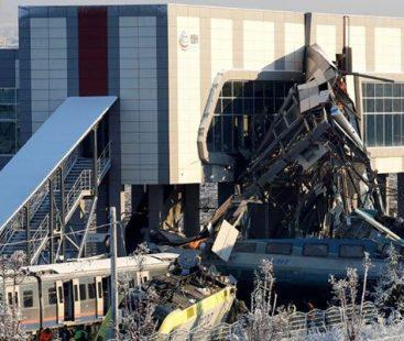 Turkish train crash in Ankara claims live of 4, injures 43