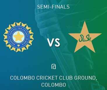 Pak-India face-off in Emerging Asia Cup semifinal in Sri-Lanka