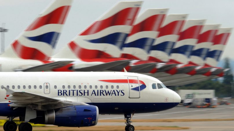 British airways returns to Pakistan after a decade