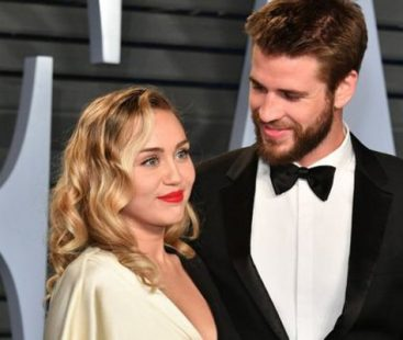 Miley Cyrus and Liam Hemsworth officially tie the knot