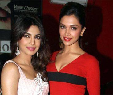 Deepika and Priyanka share positive vibes and well wishes