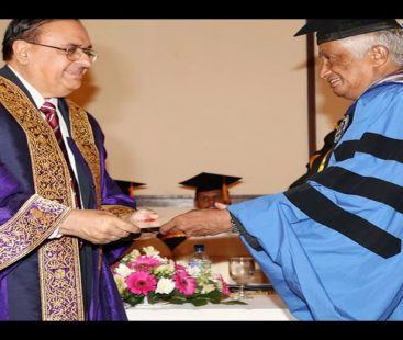 Dr. Atta-ur-Rehman: Up-gradation of technical education is needed for the revival of Pakistan