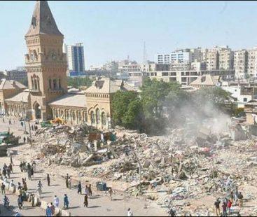 Anti-encroachment: Government devises Karachi allotment plan for affectees of Empress Market
