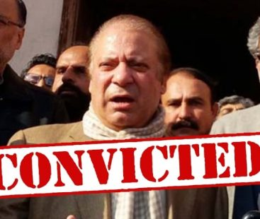 Nawaz arrested from courtroom, sentenced to 7 years imprisonment