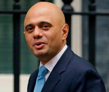 British Pakistani Sajid Javid among UK PM Theresa May replacement contenders