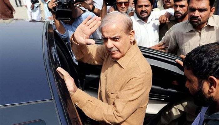 Ashiana Housing case: PML-N President Shahbaz Sharif to be imprisoned