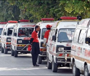 Sindh government to launch ambulance service in Karachi